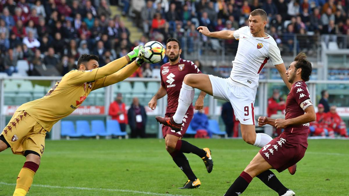 AS Roma vs Torino, Serie A Tim — En vivo