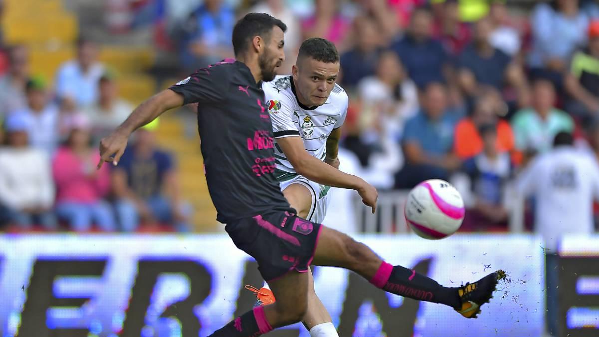 ¡Y sin Tavares! Santos y el repaso a Rayados de Monterrey