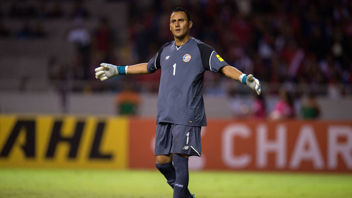 7792dedea Keylor Navas  seven things you never knew about Madrid keeper