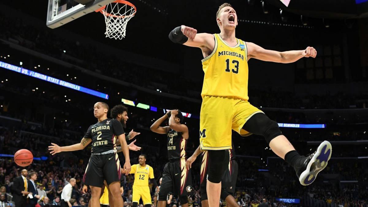 Villanova y Michigan pelearán esta noche por el trono de la NCAA