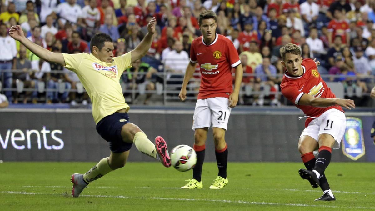 Manchester United anuncia partido ante el América