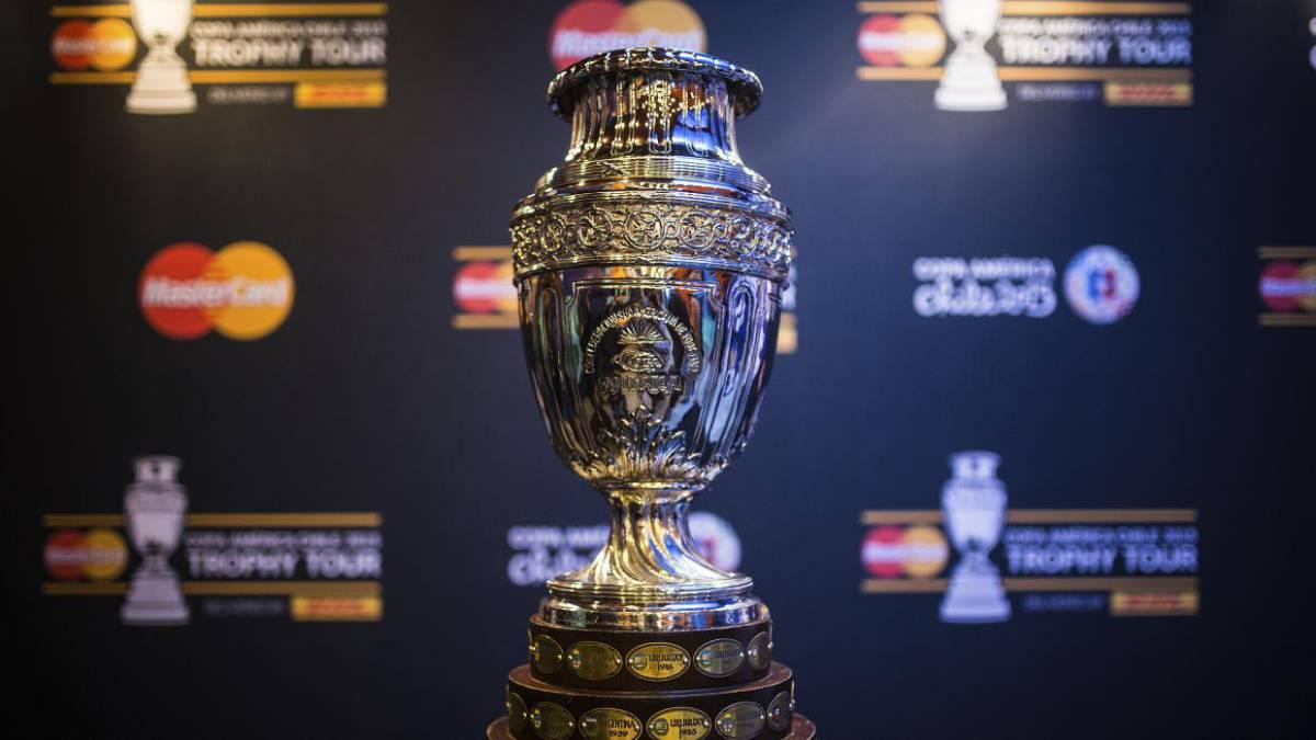 99ff30460 Conmebol invitaría a México y USA a la Copa América 2019 - AS USA