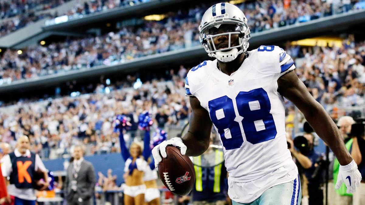 Dez Bryant deja de ser jugador de Dallas