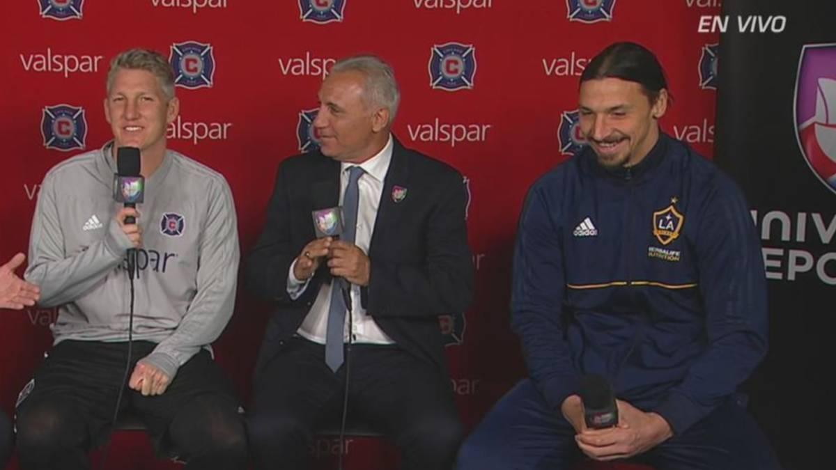 ¡Incontrolable! Zlatan vuelve a anotar en la MLS