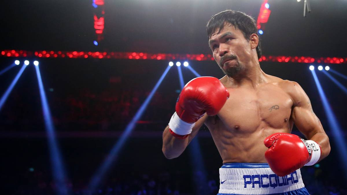 Argentino Lucas Matthysse peleará con Manny Pacquiao