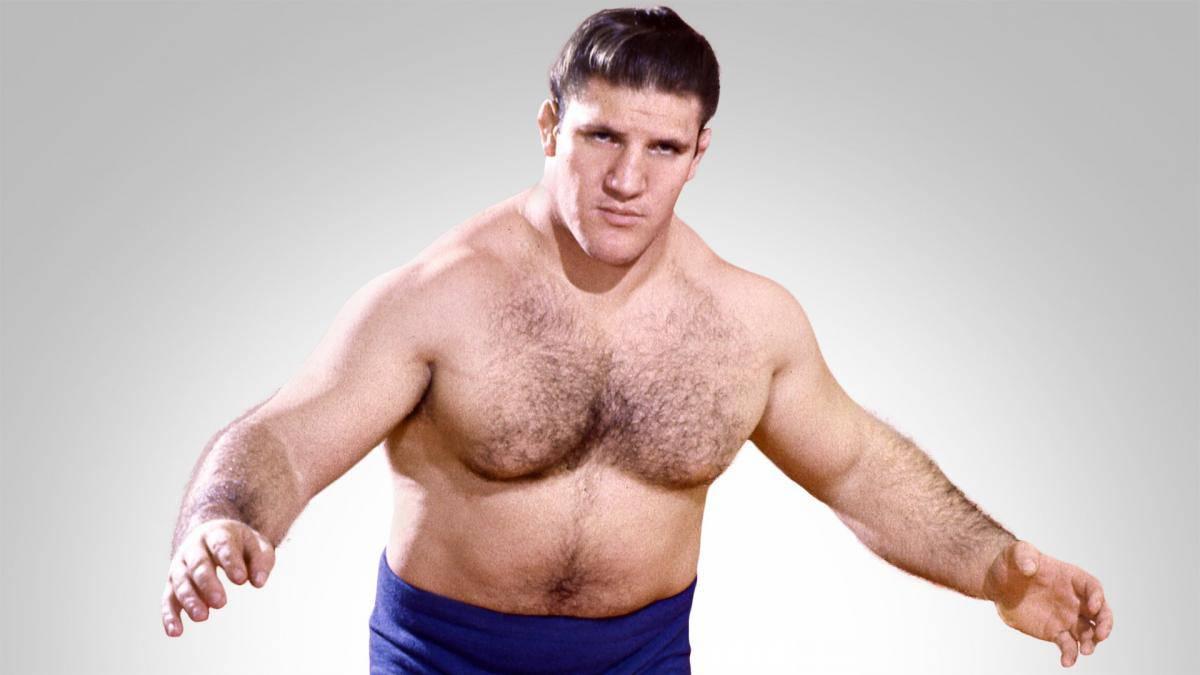 Falleció el luchador Bruno Sammartino, leyenda de WWE