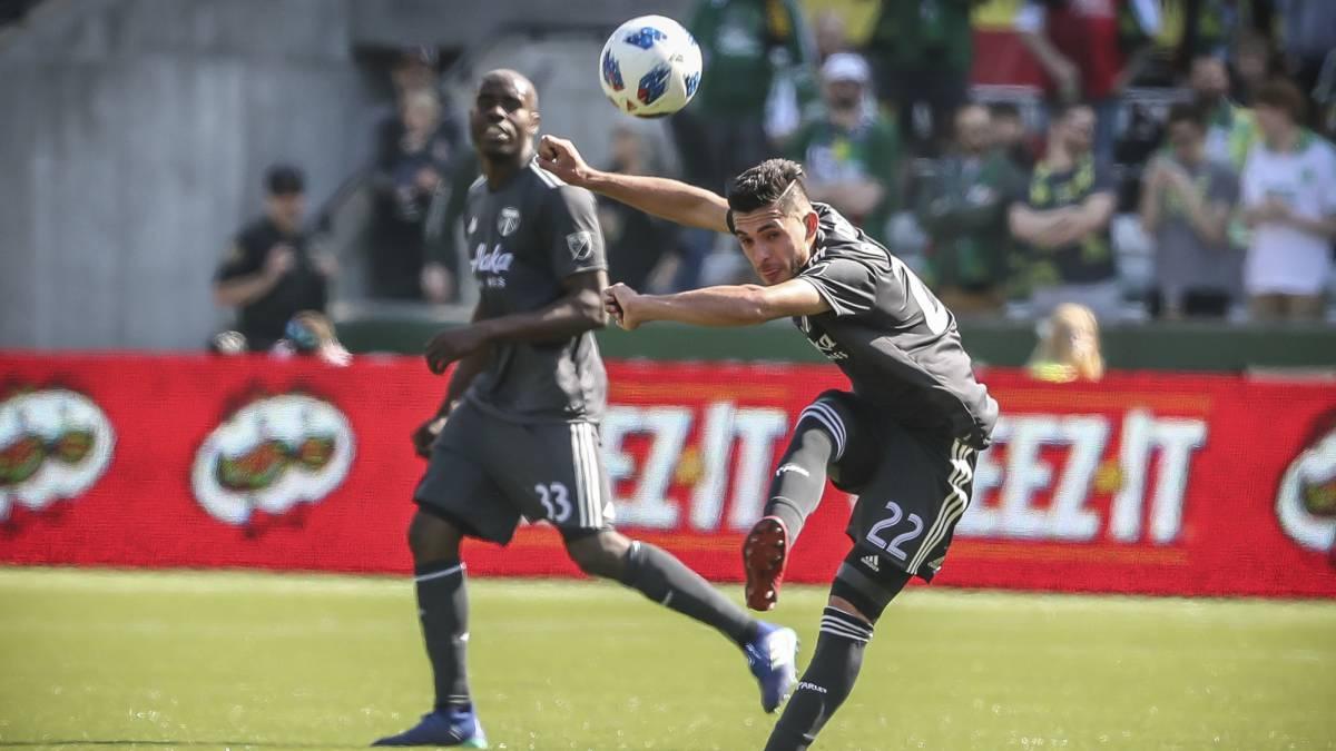 Portland Timbers derrota tres por cero a New York City FC - AS USA