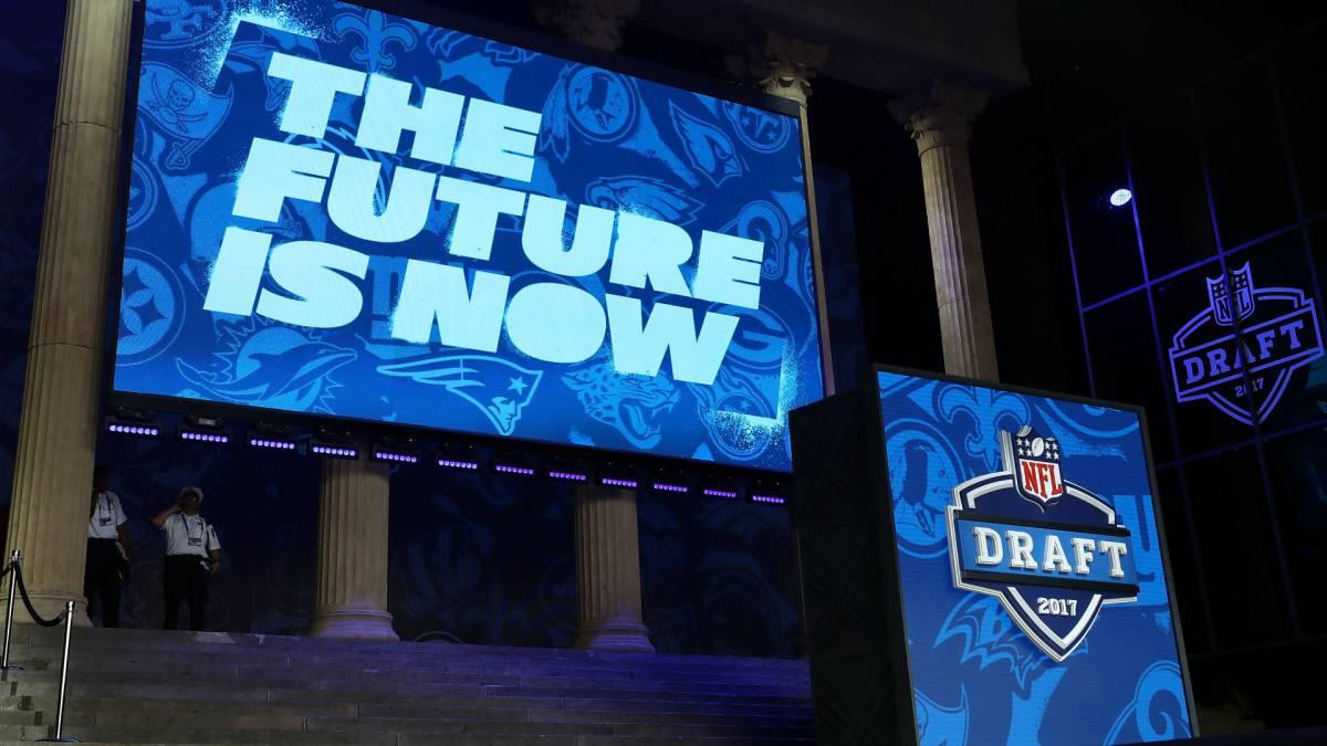 ¡Draft de NFL 2018 primera ronda EN VIVO!