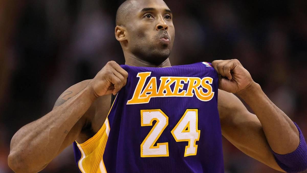 newest d689e 9bc3f Kobe Bryant, jugador de Los Angeles Lakers