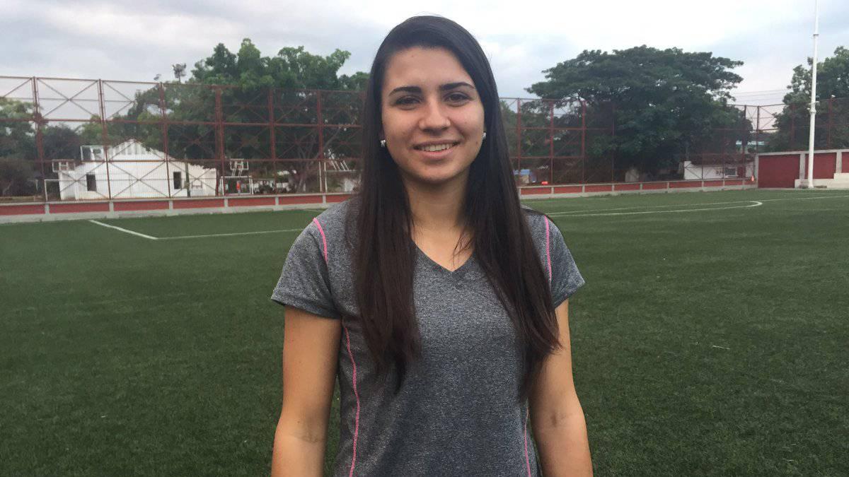 Portera Daniela Solera en cuidados intensivos