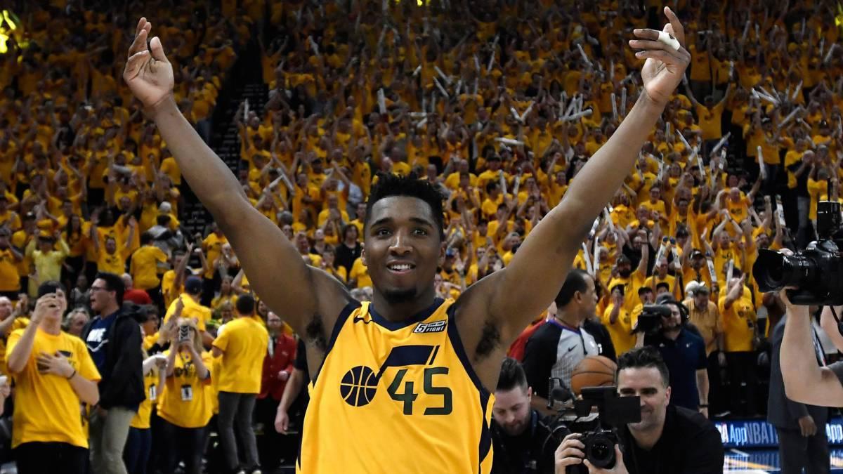 Los Utah Jazz eliminaron a los Thunder de Westbrook