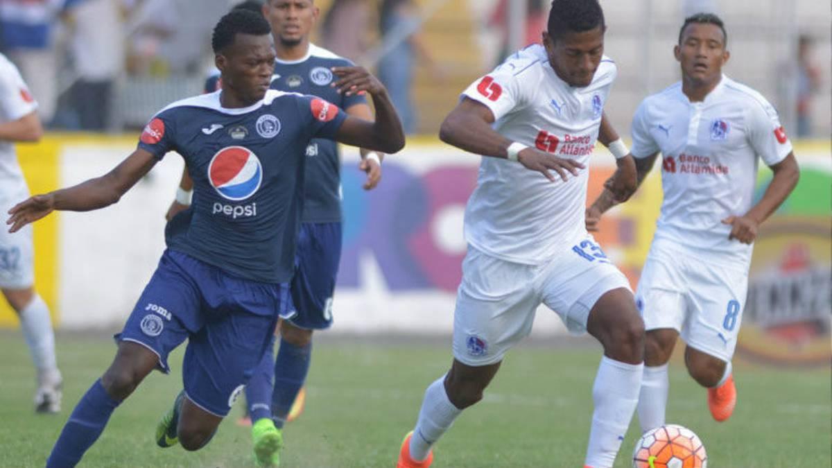 El Clásico de Honduras termina empatado sin goles - AS USA