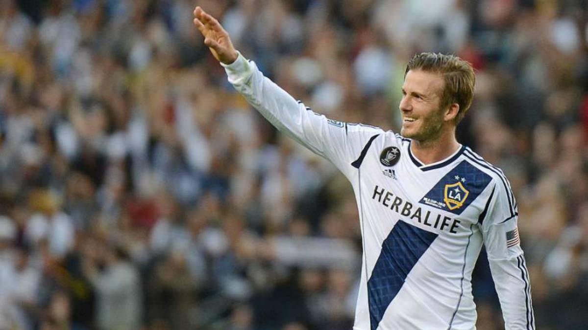 Sorpresa de cumpleaños para David Beckham