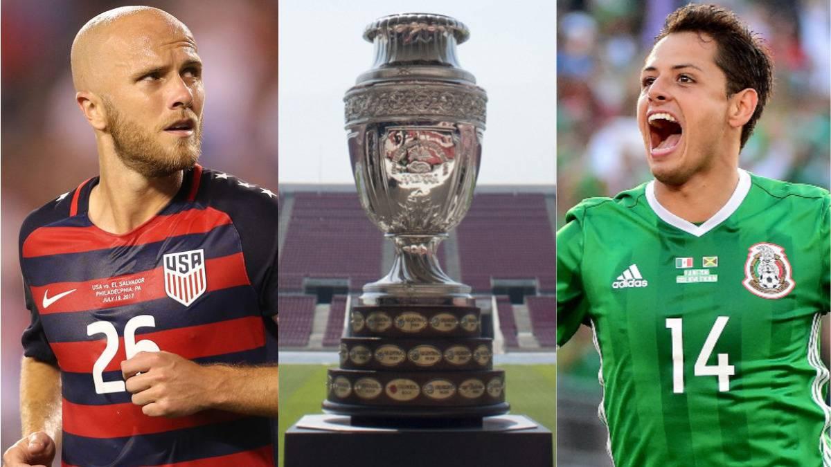 México no fue invitada a la Copa América 2019