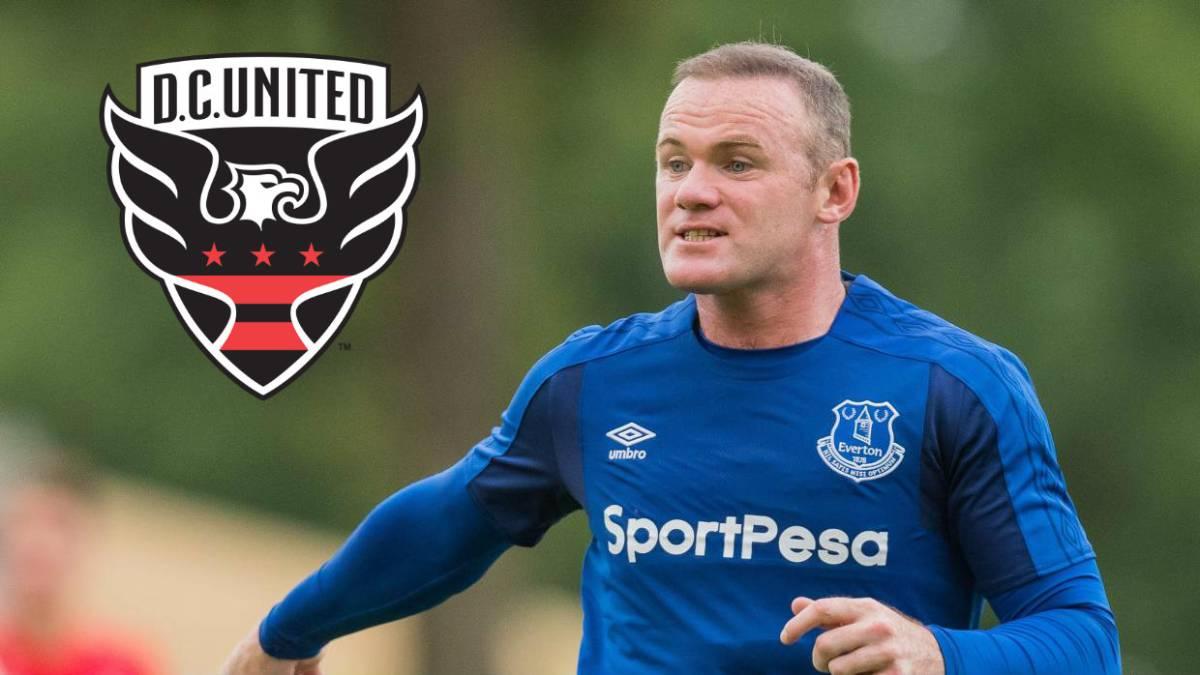 El DC United seriamente busca comprar a Wayne Rooney