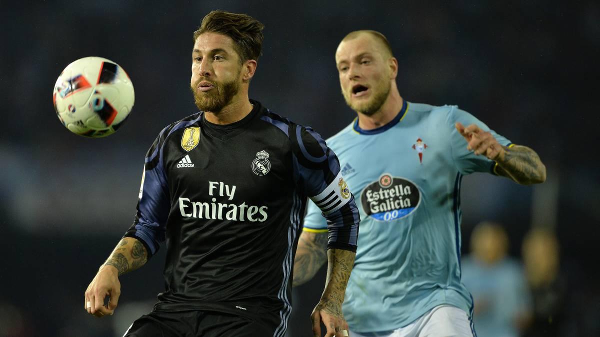 Real Madrid se despide del Bernabéu con goleada ante el Celta