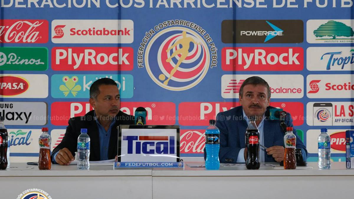 (+ENVIVO) Estos son los 23 convocados de Costa Rica para Rusia 2018