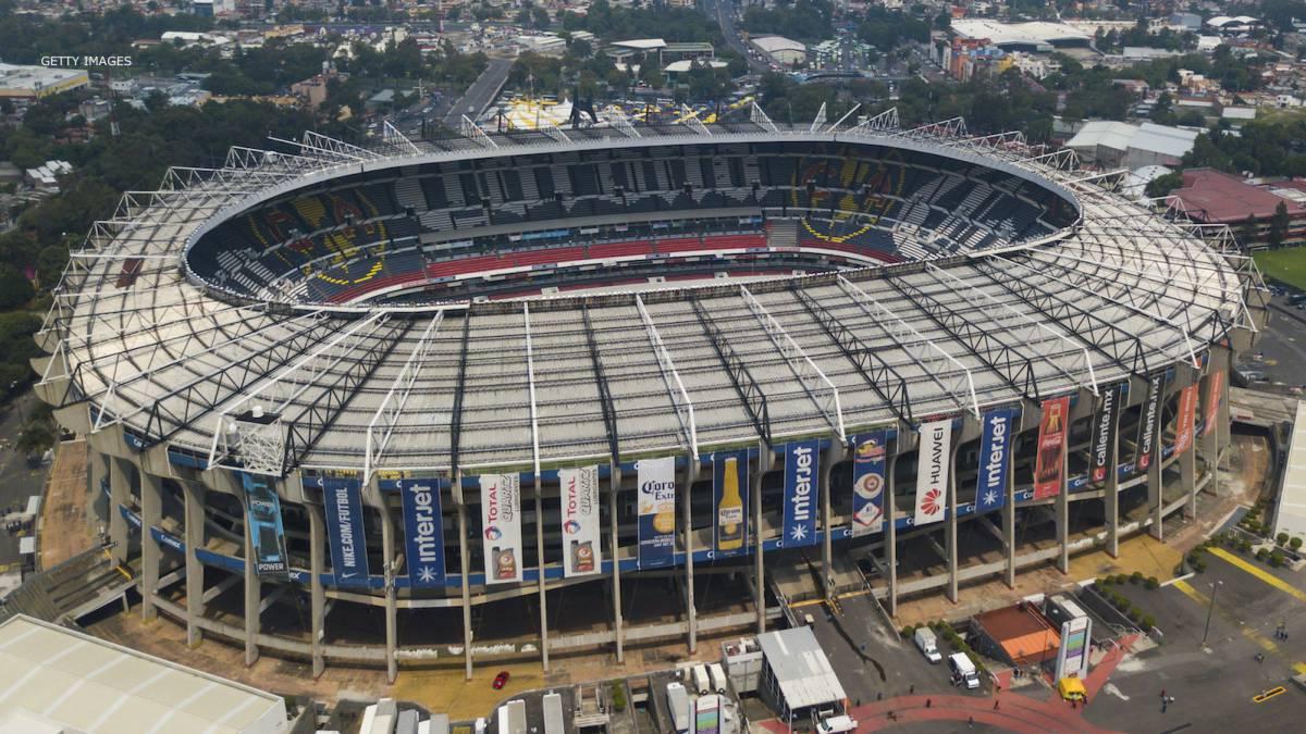 Estadio Azteca El Peor Calificado Por Fifa Para Mundial De