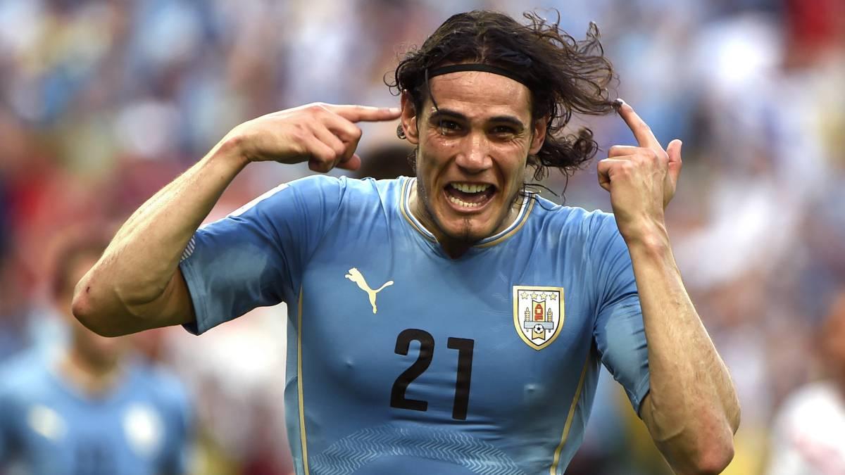 1f416390 El delantero uruguayo ha participado en tres ediciones de Copa del Mundo y  aquí te dejamos