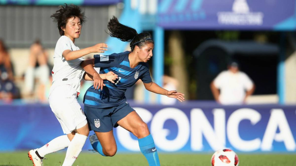 Japón derrota a USA en su debut del Mundial Femenil Sub-20 - AS USA 3181f072c31
