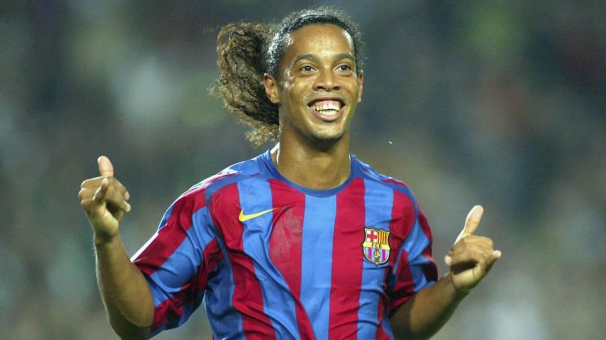 El hijo de Ronaldinho fichó con el Cruzeiro