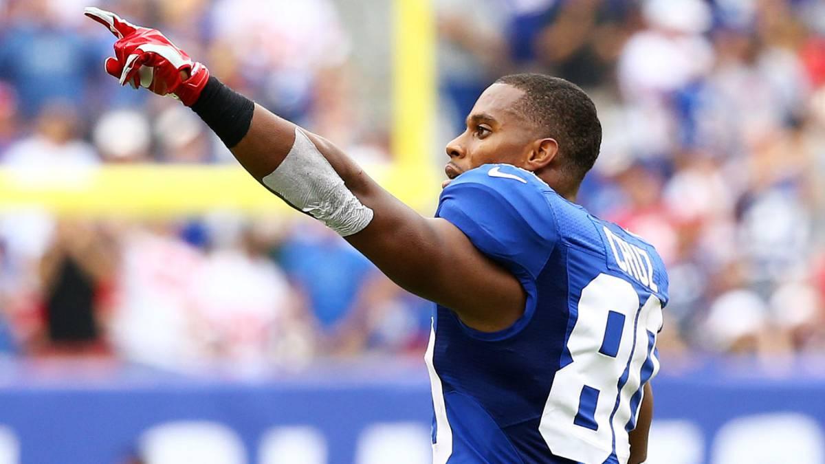Victor Cruz se retira de la NFL tras ocho años de carrera