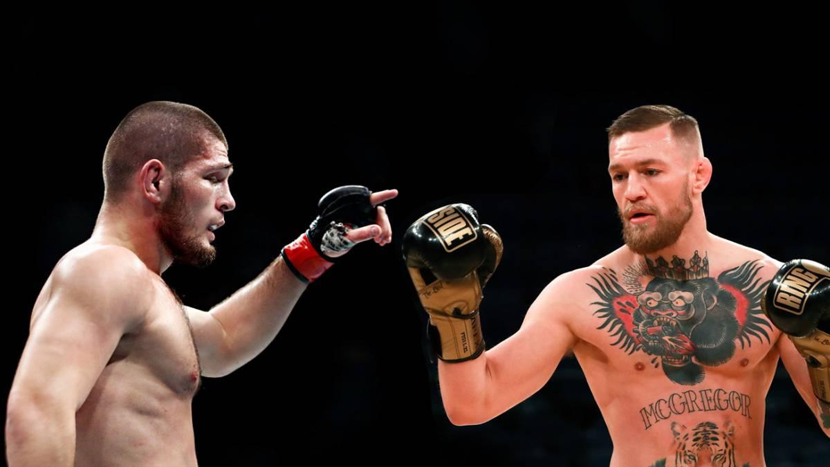 Así fue la última pelea de Conor McGregor en peso ligero