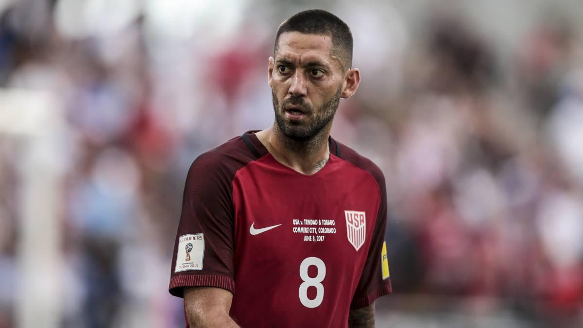 Clint Dempsey anunció su retiro cómo futbolista profesional