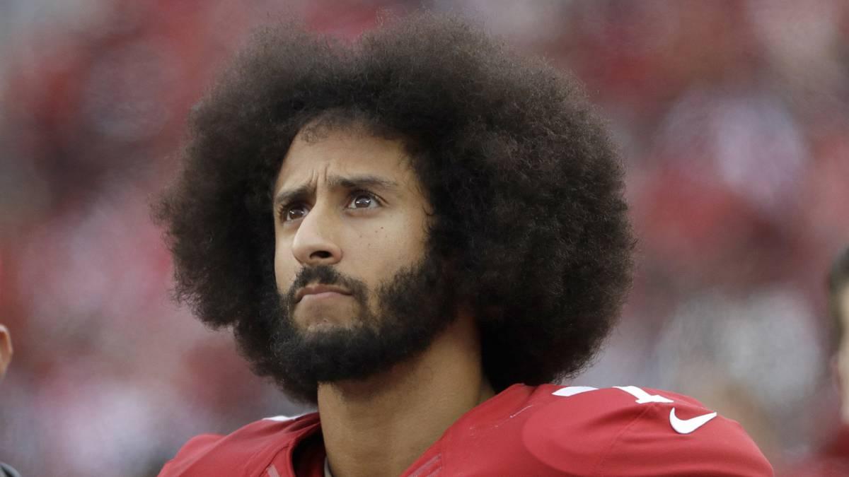 Kaepernick firma con Nike pese a estar fuera de la NFL