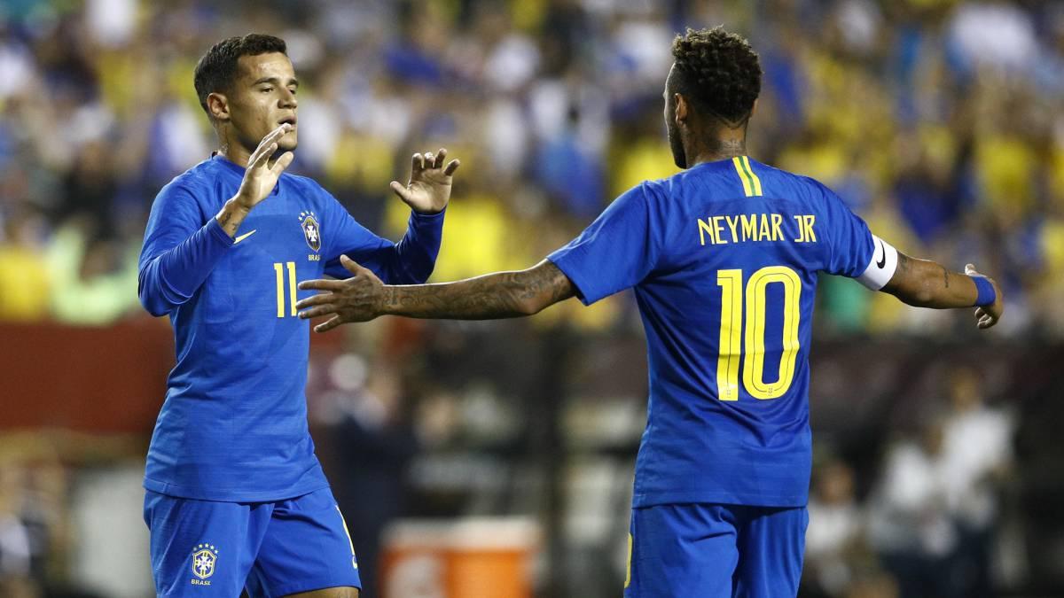 El jugador salvadoreño que cambió camiseta con Neymar - AS USA 8eeca23f1b3f1