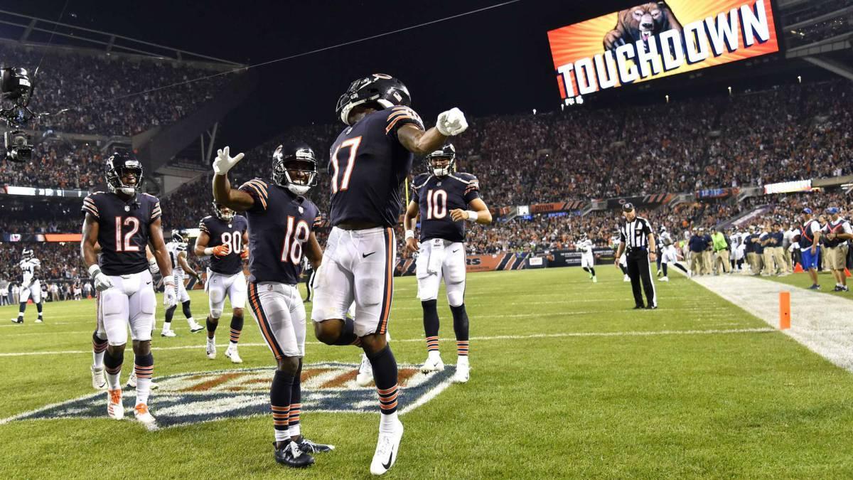 Los Bears logran su primera victoria de la temporada