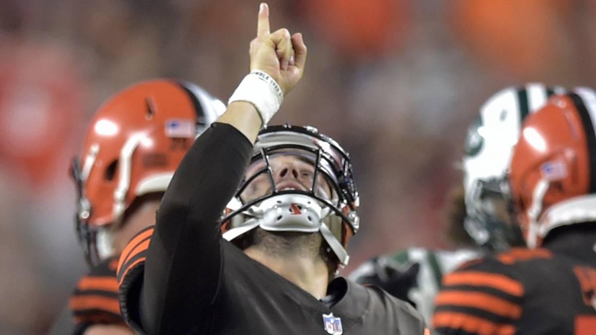 Cleveland vuelve a ganar en la NFL y empresa entrega cerveza gratis
