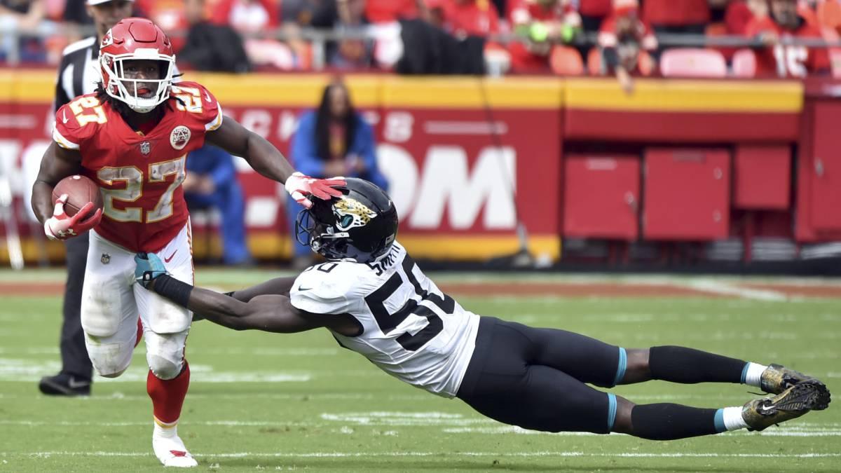 Tom Brady y los Patriots terminan con el invicto de los Chiefs