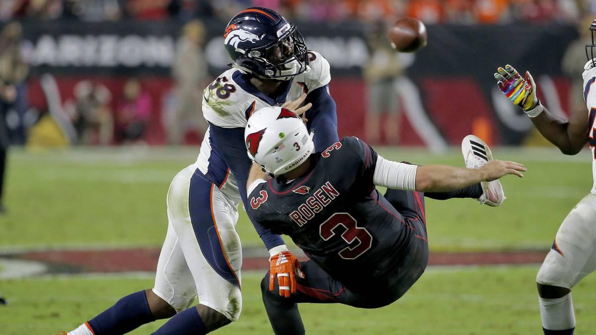 Broncos regresa al triunfo y 'aplasta' a Cardinals