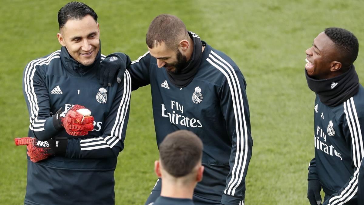 ¿El último partido de Keylor Navas con el Real Madrid?