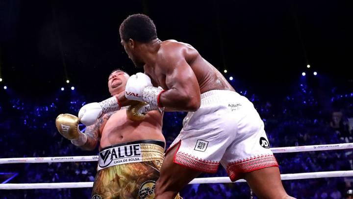Anthony Joshua peleará en el estadio del Tottenham