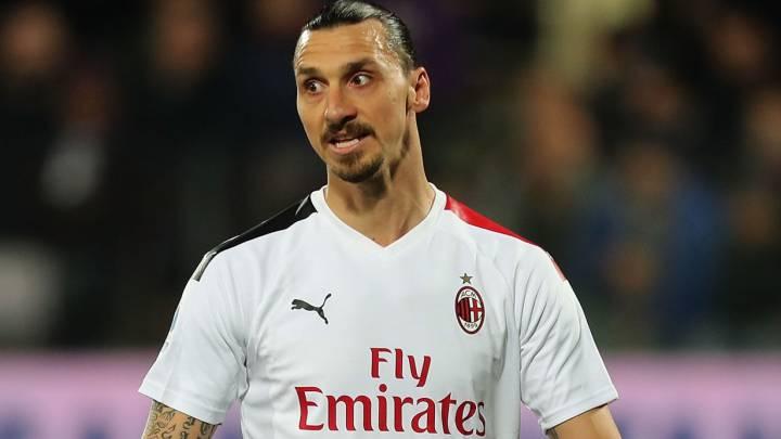 Ibrahimovic: Si el virus no viene a Zlatan, Zlatan va al virus