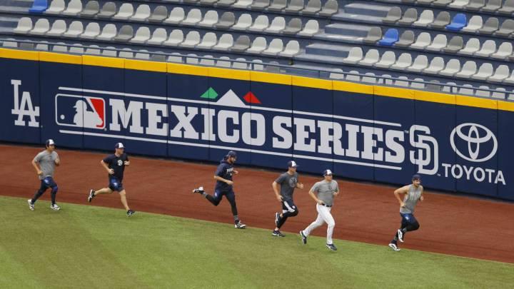 MLB cancela juegos en México por coronavirus — OFICIAL