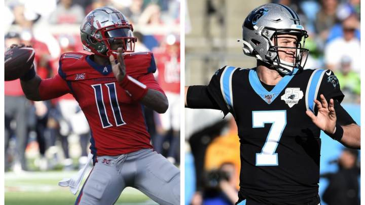 Libera Panthers de Carolina a Cam Newton [NFL]