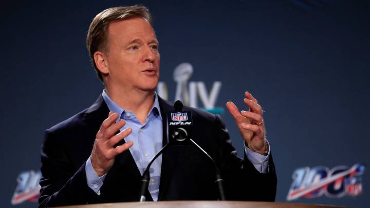 Pese a coronavirus, NFL prevé temporada normal