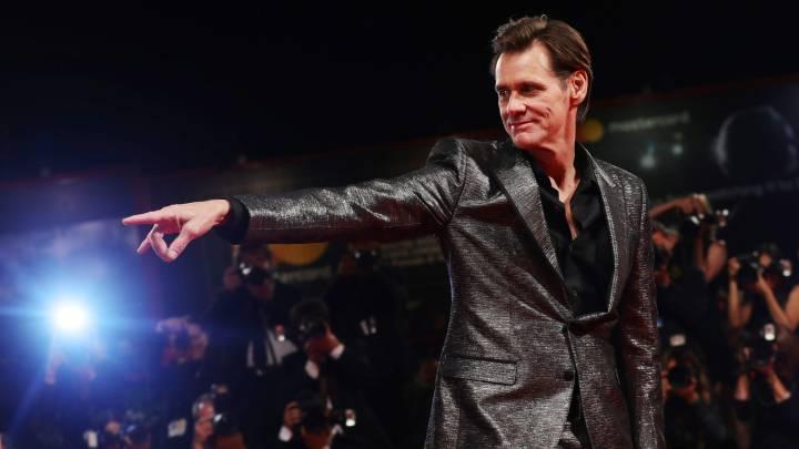 Jim Carrey le tose en la cara a Trump