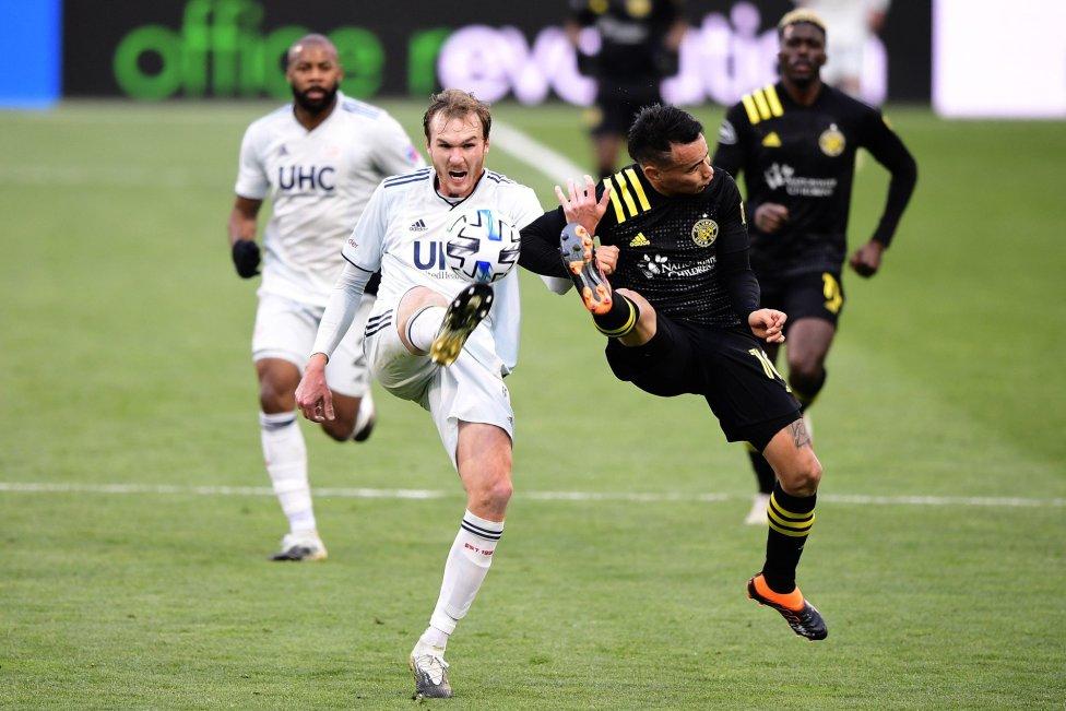 Este domingo Columbus Crew avanzó a la final de la MLS luego de vencer a New England Revolution en la final de la Conferencia Este.