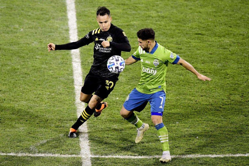Este sábado por la noche Columbus Crew y Seattle Sounders se midieron en la final de la MLS 2020 en cancha del Mapfre Stadium.