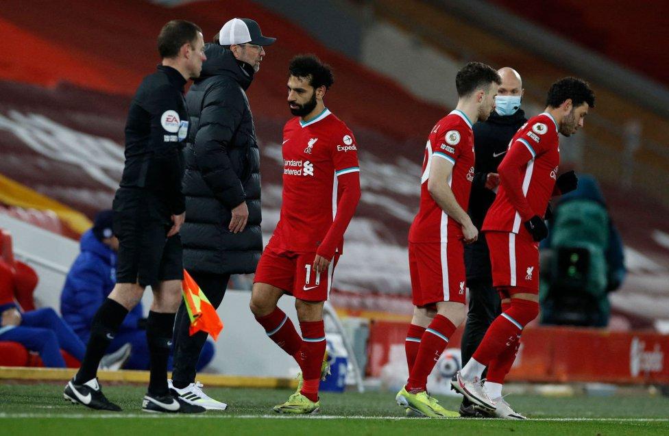 Liverpool vive un momento de crisis y este jueves extendieron su mala racha en Premier League luego de caer por la mínima diferencia ante el Chelsea en Anfield Road.