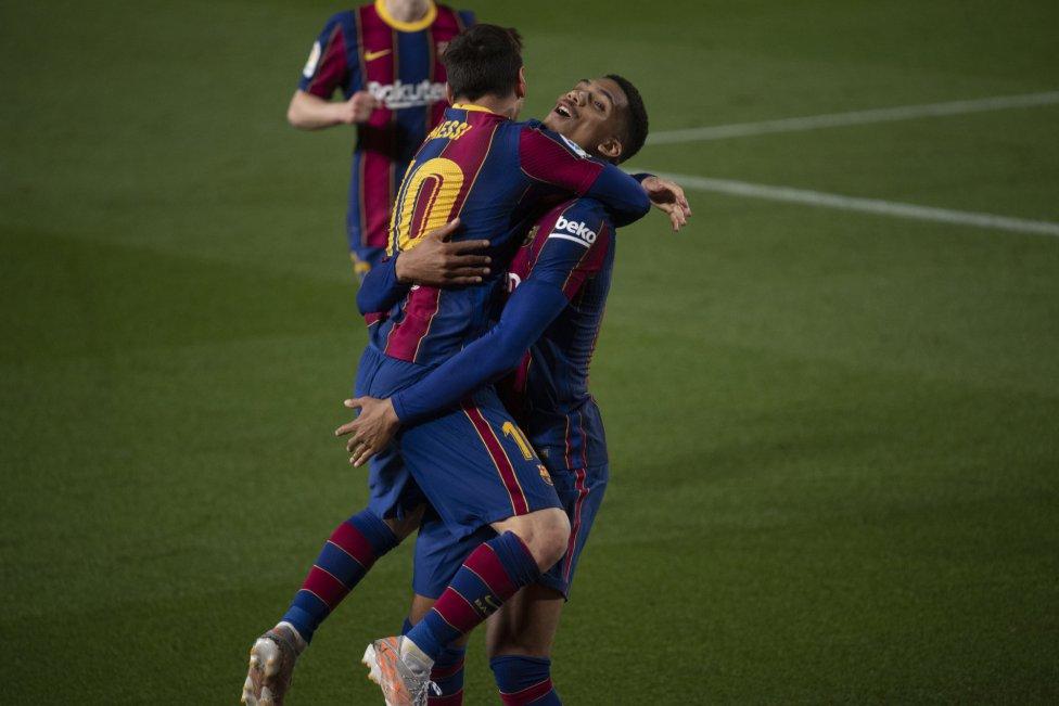 Este jueves por la noche el FC Barcelona recibió en el Camp Nou al conjunto de Getafe, en duelo correspondiente a LaLiga de España.