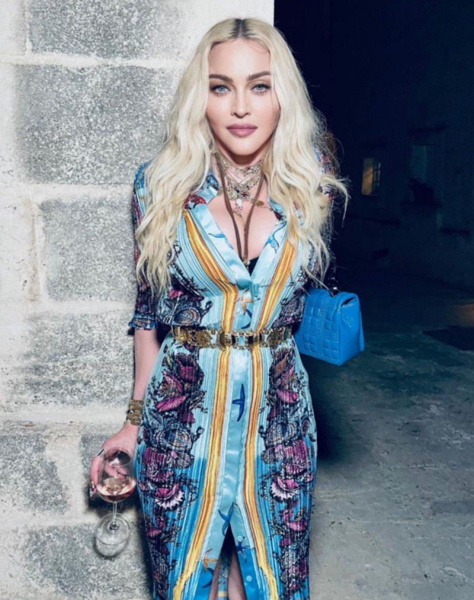 Madonna cumple 63 años: Así ha cambiado con el paso del tiempo