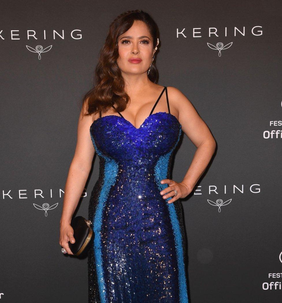 Este 2 de septiembre Salma Hayek celebra su cumpleaños 55. ¡Así ha evolucionado la actriz mexicana con el paso de los años! ¡Checa las imágenes!