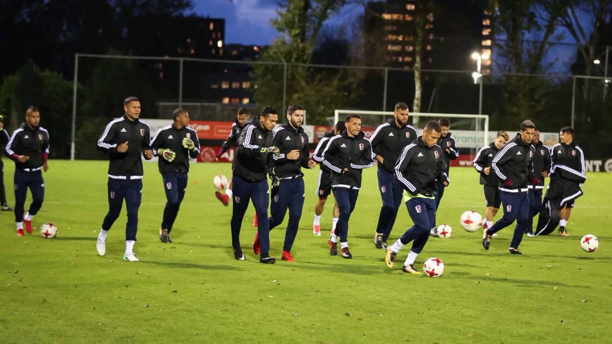 La Vinotinto no pudo ante Irán en Holanda — Fecha FIFA