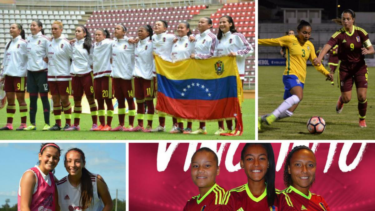 Venezuela ganó a Uruguay en Sub-20 Femenino 2018