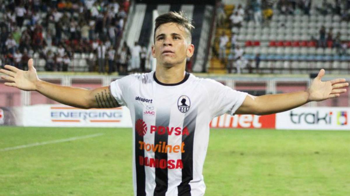 La punta de Soteldo a Zamora por la Libertadores